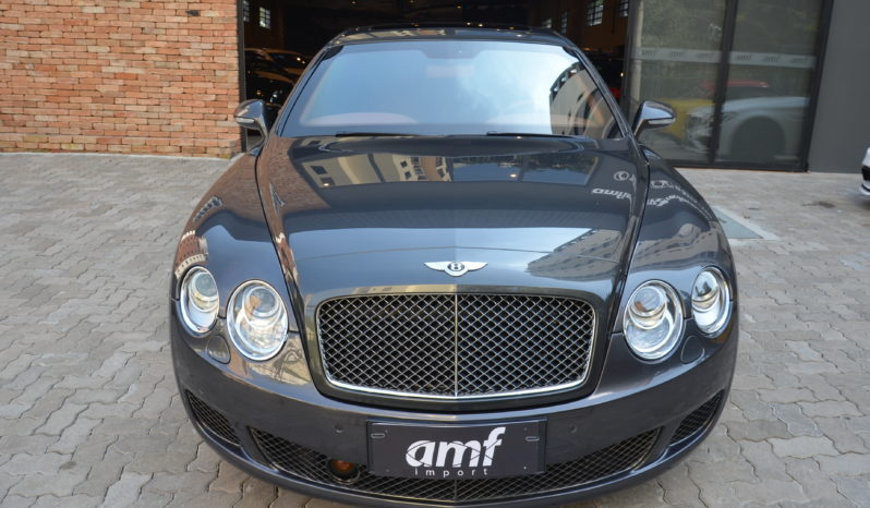 Bentley Continental 6.0 W12 Turbo 2011 total